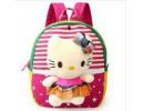 Manjški otroški nahrbtnik z igračo Hello Kitty