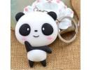 Obesek za ključe panda