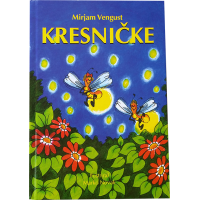 Knjiga za otroke Kresničke v slovenščini