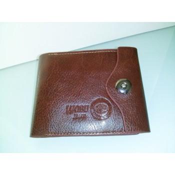 Usnjena moška denarnica WOBO
