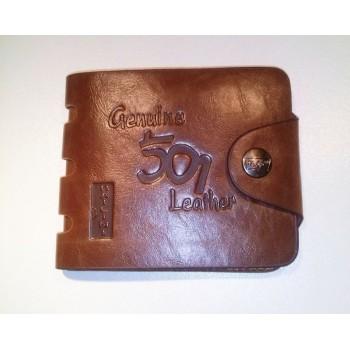 Moška elegantna usnjena denarnica BAILINI
