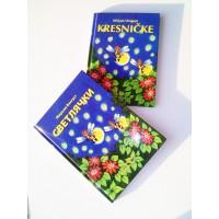 Komplet knjig za otroke Kresničke (Rusko + Slovensko)