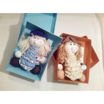 Unikatne, ročno izdelane punčke