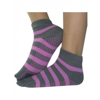 Ženske nogavice s prsti (primerne za yogo,pilates,...)
